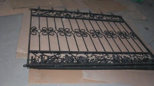 Iron Fence -41119110131