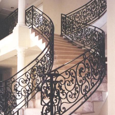 More In U0027Iron Staircaseu0027